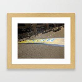 In Memory - 04152013 Framed Art Print