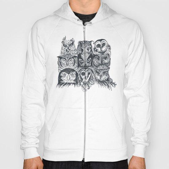 Nine Owls Hoody