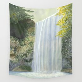 Hidden Waters Wall Tapestry