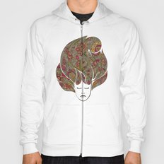 Dreaming with flowers Hoody