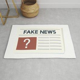 Fake News Rug