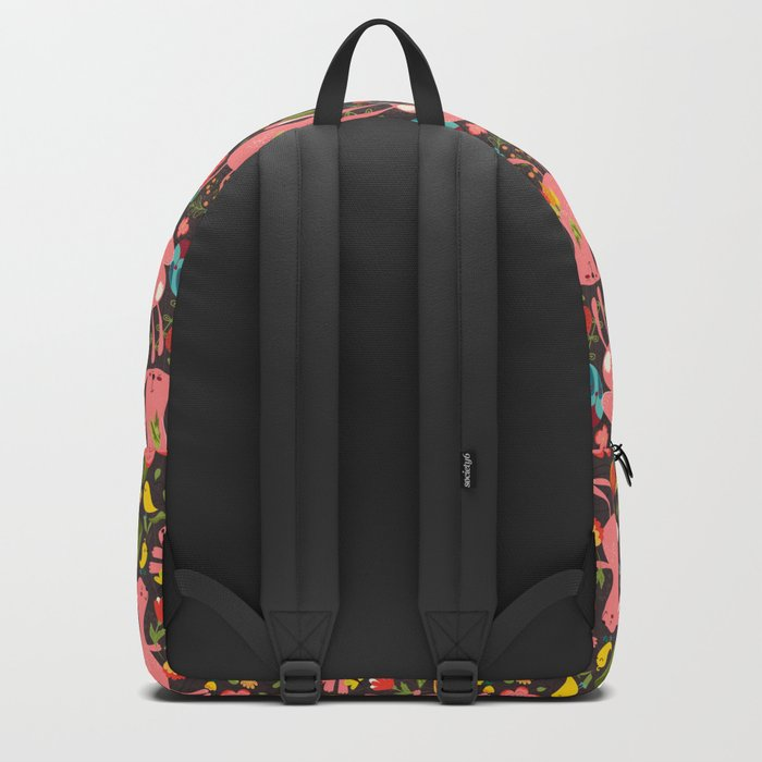 Bunnies in the wild Backpack