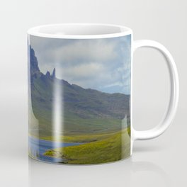 The Storr Over Loch Leathan Coffee Mug