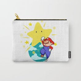 JUMP MARIO JUMP! Carry-All Pouch