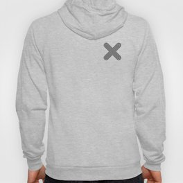 Letter X Hoody