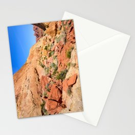 Coat-of-Many-Colors 0906 - Valley of Fire State Park, Nevada Stationery Cards