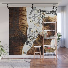 Evanescent Encounter Wall Mural