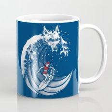 Little Red Surfing Hood Mug