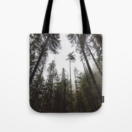 Pacific Northwest Forest Tote Bag