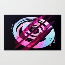 Jelly world Canvas Print