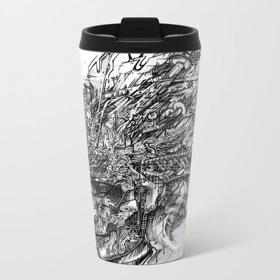 Ronin Metal Travel Mug