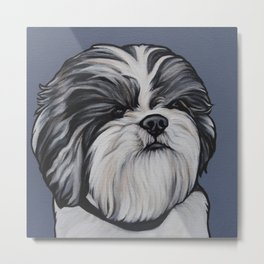 Products for Herbie the Shih Tzu Metal Print