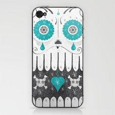 SALVAJEANIMAL MEX cuernitos iPhone & iPod Skin