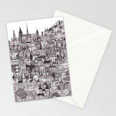 Prague Stationery Cards