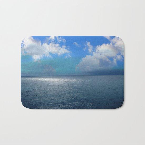Dreaming Of The Sea Bath Mat
