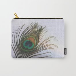 Feather. Carry-All Pouch