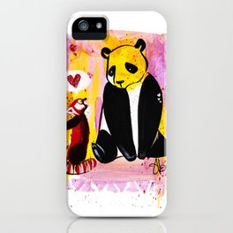 Borther from another mother iPhone Case