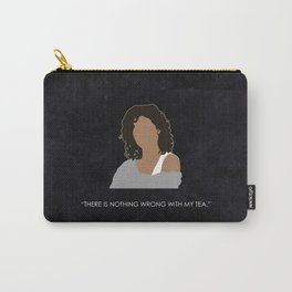 Being Human - Annie Sawyer Carry-All Pouch