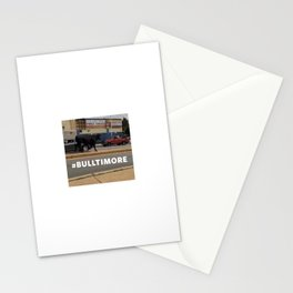 #BULLTIMORE photo Stationery Cards