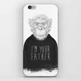 I'm your father iPhone Skin
