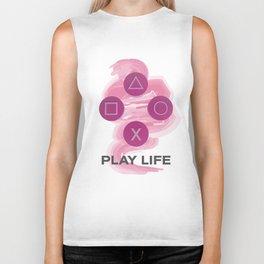 play life #2 Biker Tank