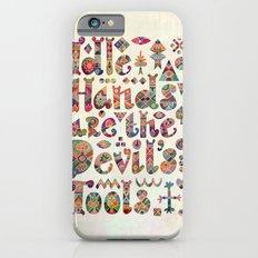Devil's Tools iPhone 6s Slim Case