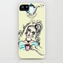 Tealover. iPhone Case
