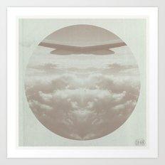Sky Bound : Two Art Print