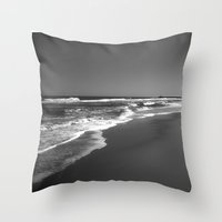 florida Throw Pillows featuring Florida by Lea Marlowe