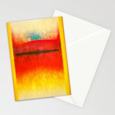 After Rothko 8 Stationery Cards