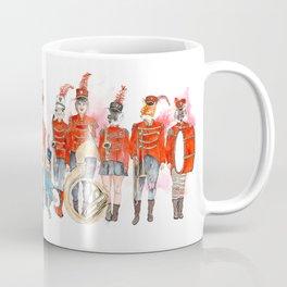 Marching Band Coffee Mug