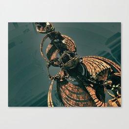 Spunk Canvas Print