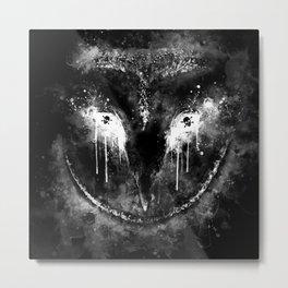 barn owl wsbwi Metal Print