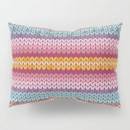 knitting pattern Pillow Sham