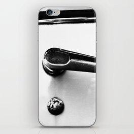 Pv544 Door iPhone Skin