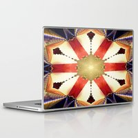 shield Laptop & iPad Skins featuring Shield by Deborah Benoit