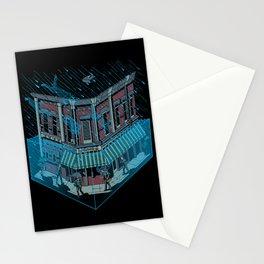 Blonde on Blonde Stationery Cards