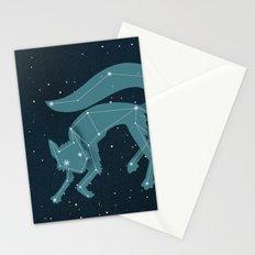 Star Fox (Vulpes astra) Stationery Cards