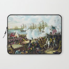 Andrew Jackson -- Battle Of New Orleans Laptop Sleeve