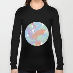 Pastel Paint Long Sleeve T-shirt