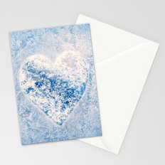 Heart of Ice Stationery Cards