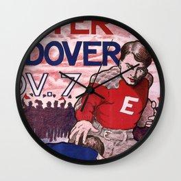 At Exeter Wall Clock