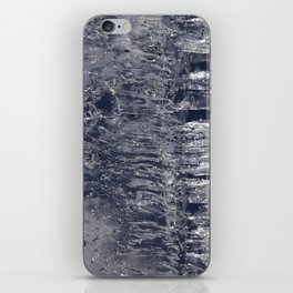 Ice bubbles iPhone Skin