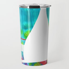 Ride Over Red Hill Travel Mug