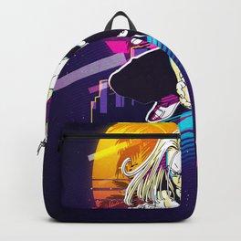 Trunks Dragon Ball Backpack