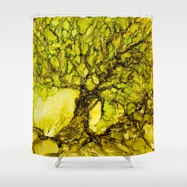 Tree 12 Shower Curtain