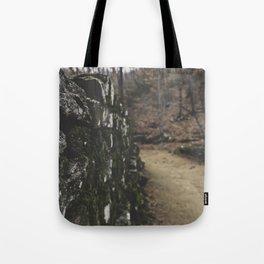 Wall 001 Tote Bag