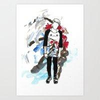 Fellow Feeling - Porter Robinson Art Print