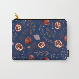 Pomegranates pattern Carry-All Pouch