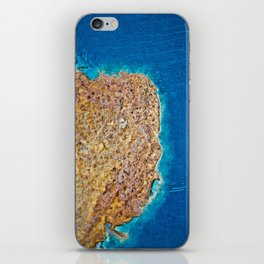In Rust We Trust | The Island iPhone Skin